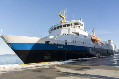 (Photo: Peder Otto Dybvik / Kongsberg Maritime)