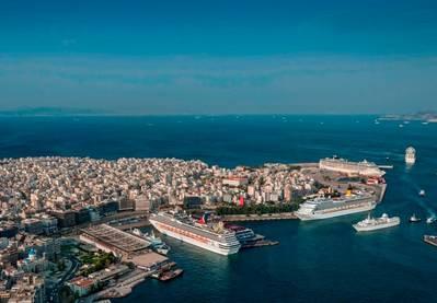 (Photo: Piraeus Port Authority)
