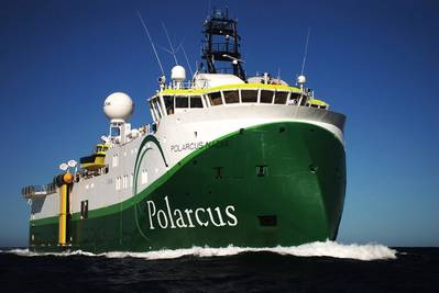 Photo: Polarcus Limited