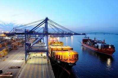 Photo: Port of Baltimore