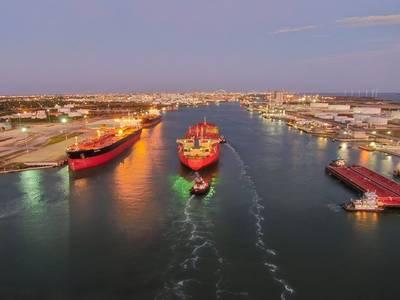(Photo: Port of Corpus Christi)