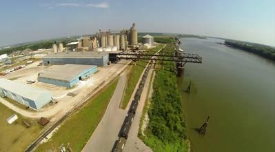 Photo: Port of Indiana-Mount Vernon