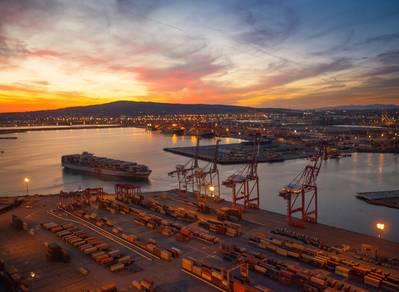 Photo: Port of Long Beach