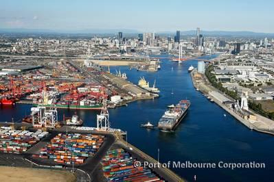 Photo: Port of Melbourne