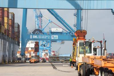 (Photo: Port of New Orleans)