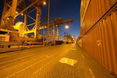 Photo: Port of Salalah