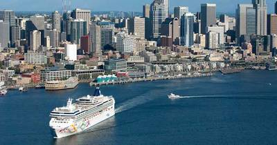 Norwegian Cruise Line Port Of Seattle Ink Year - Cruise from seattle