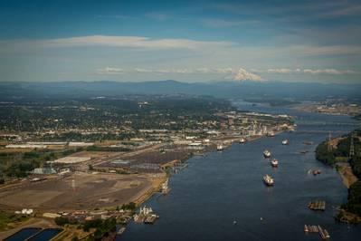 (Photo: Port of Vancouver USA)
