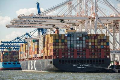 (Photo: Ports America)