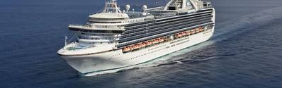 Photo:  Princess Cruise Lines, Ltd.