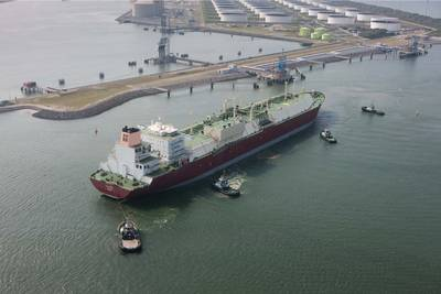 Photo: Qatargas Operating Company Limited