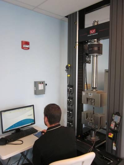 Photo: Retlif Testing Laboratories