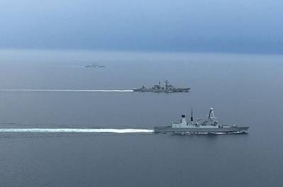 (Photo: Royal Navy)