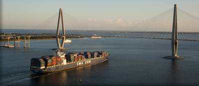 Photo: SC Ports Authority