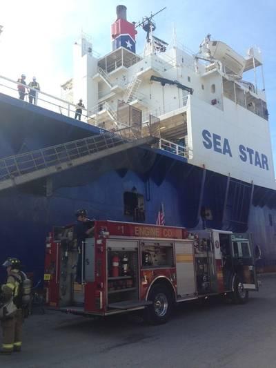 Photo: Sea Star Line