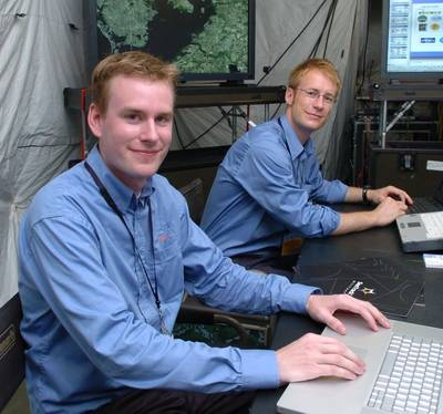 Photo: Seebyte's Training Engineers