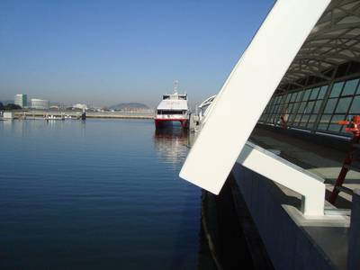 Photo: SF Bay Ferry