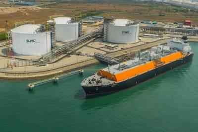 Photo: Singapore LNG Corporation Pte Ltd (SLNG)