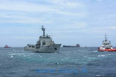 (Photo: Sri Lanka Navy)
