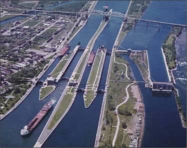 Photo: St. Lawrence Seaway