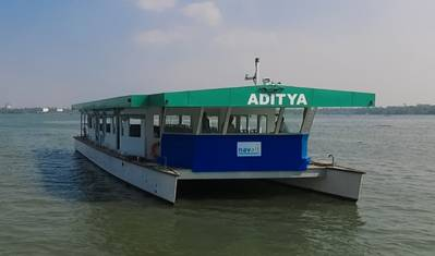 (Photo: State Water Transport Department, Government of Kerala)