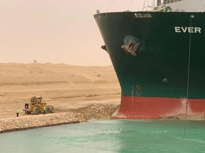 (Photo: Suez Canal Authority)