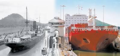 Photo: The Panama Canal