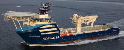 Photo: Tidewater