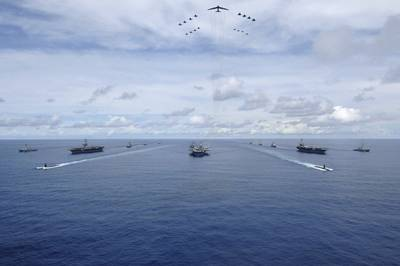 Photo: United States Navy