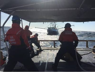 Photo: U.S. Coast Guard