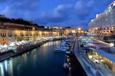 (Photo: Valletta Cruise Port)