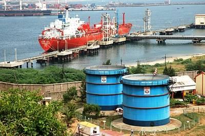 Photo: Visakhapatnam Port