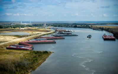 Photo:  West Calcasieu Port