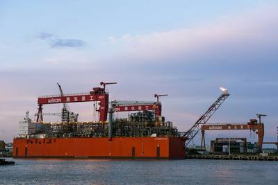 Photo: Wison Offshore & Marine