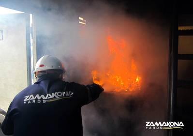 Photo with the courtesy of Zamakona Yards