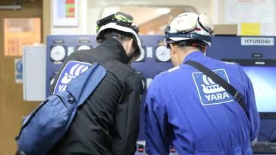 (Photo: Yara Marine Technologies)