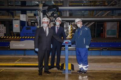 (Photo: Zvezda Shipbuilding)