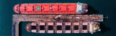 Pic by Klaveness Combination Carriers