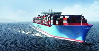 Pic by Maersk Line