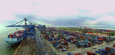 Pic: Cosco Shipping Ports