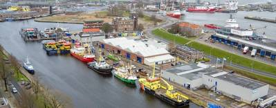 Pic: Damen Shipyards
