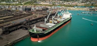 Pic: Eagle Bulk Shipping