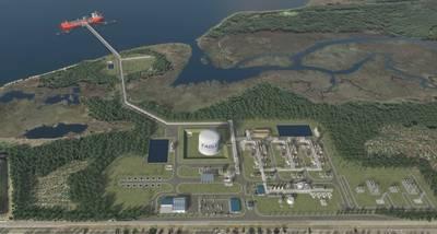 Pic: Eagle LNG