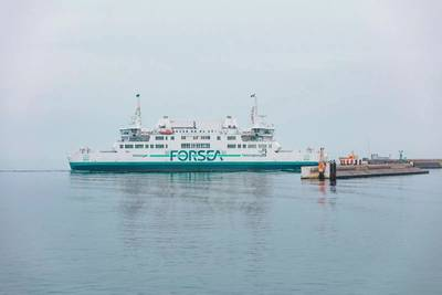 Pic: ForSea Ferries
