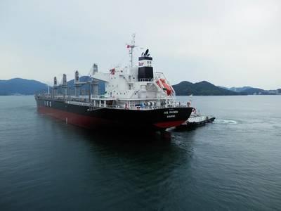 Grindrod Updates On IVS Bulk Fleet
