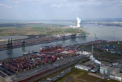 Pic: Port of Antwerp
