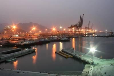 Pic: Port Of Fujairah