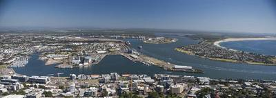 Pic: Port of Newcastle