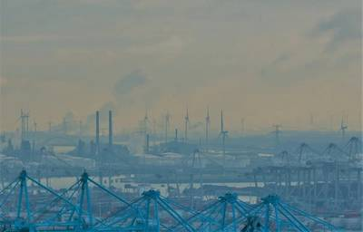 Pic: Rotterdam Port Authority