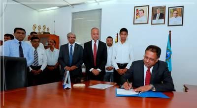 Pic: Sri Lanka Ports Authority